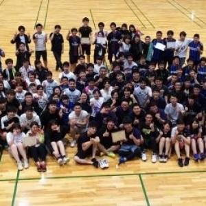広島西区柔道整復師・鍼灸師 朝日医療専門学校 広島校ニュース「スポーツ大会を実施しました。」