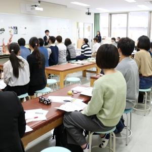 広島西区柔道整復師・鍼灸師 朝日医療専門学校 広島校 西洋の植物療法 バッチフラワーレメディ体験会を行いました