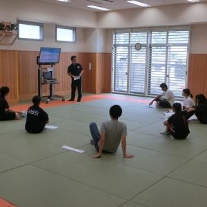 広島西区柔道整復師・鍼灸師 朝日医療専門学校 広島校 第3回スポーツセミナーを開催しました。