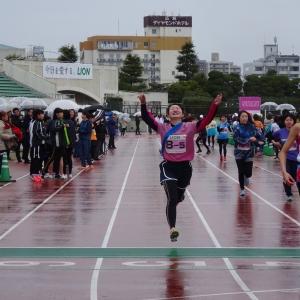広島西区柔道整復師・鍼灸師 朝日医療専門学校 広島校  RCCひろしま女子駅伝競走大会に陸女HIROSHIMAの一員として参加させていただきました。