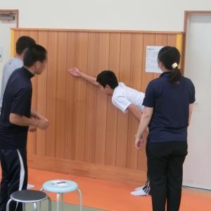 広島西区柔道整復師・鍼灸師 朝日医療専門学校 広島校 第4回スポーツセミナーを開催しました。