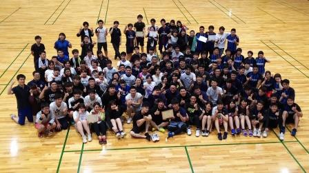 スポーツ大会 朝日医療専門学校 トレーナー
