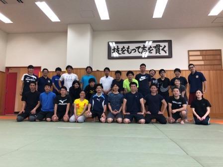 同窓会 ATT セミナー トレーニング